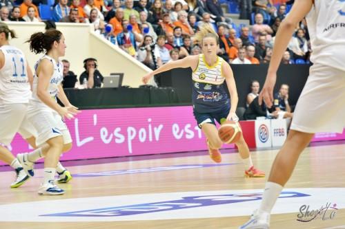 LFB_2015-2016_Erin ROONEY (Calais) 11 vs. Nantes-Rezé_Laury MAHE