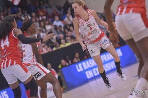 LFB_2015-2016_Megan MAHONEY (Villeneuve d'Ascq) 4 vs. Lyon_Laury MAHE