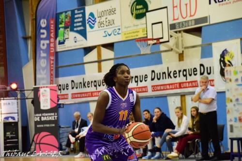 Ligue 2_2015-2016_Adja KONTEH (Tarbes) @Dunkerque_Thibaut LASSER