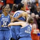 WNBA : Minessota reprend la main