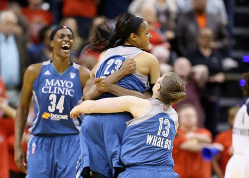 2015 WNBA Finals - Game Three Andy Lyons/Getty Images