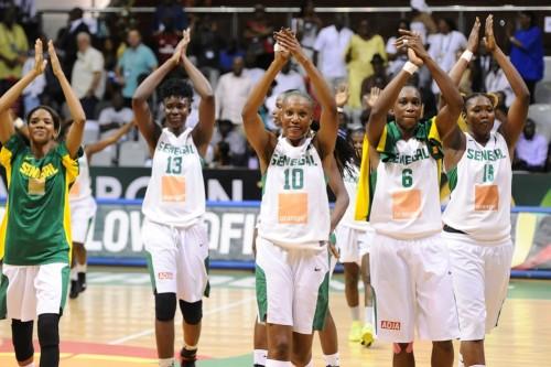 Sénégal FIBA Afrique