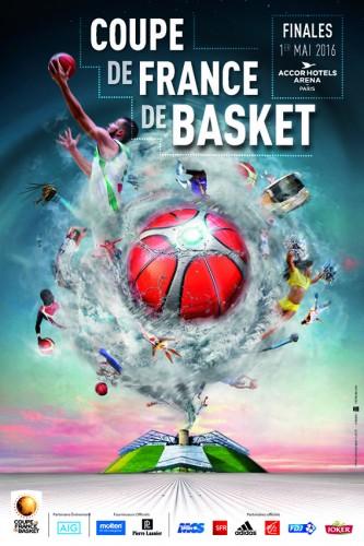Affiche coupe de France 2016