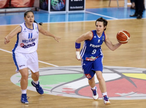 Céline DUMERC FIBA Europe