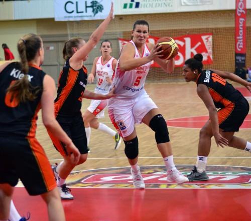 DORA HORTI FIBA Europe