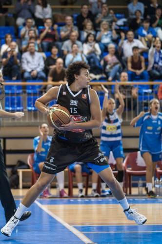 Espagne_2015-2016_Artemis SPANOU (Gérone) vs. Cadi La Seu_Agusti PEÑA