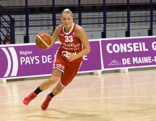 Inga Orekhova FIBA Europe
