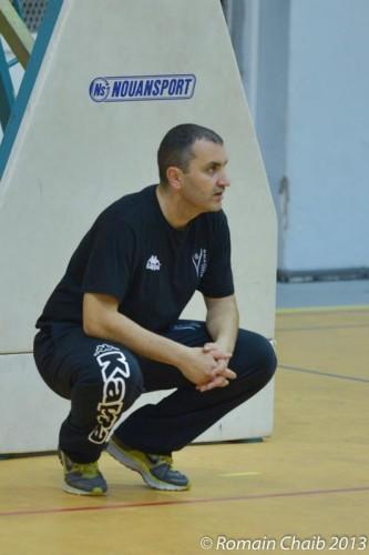 LFB_2013-2014_David GIRANDIERE (Angers)_Romain CHAIB