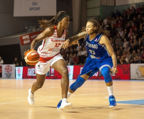 Laetitia KAMBA FIBA Europe