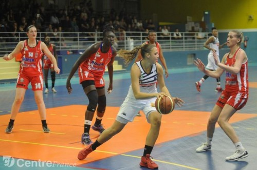 Lea LAMBERT (Brive) - Centre France