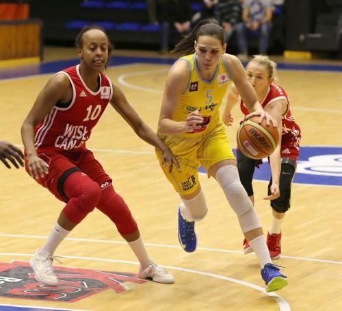 Sonja PETROVIC FIBA Europe