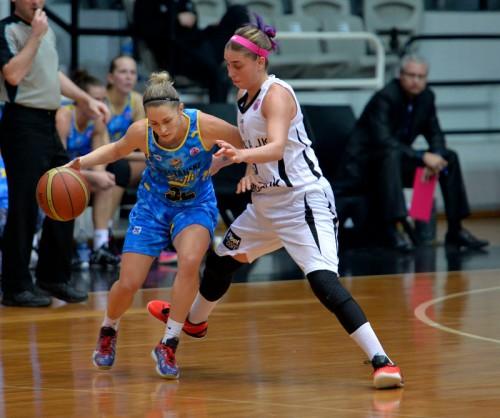 ZUZANA PILATOVA FIBA Europe