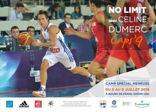Camp No Limit Céline DUMERC 2016