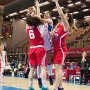 LFB : Dajana BUTULIJA en renfort à Lyon jusqu'à la fin de saison