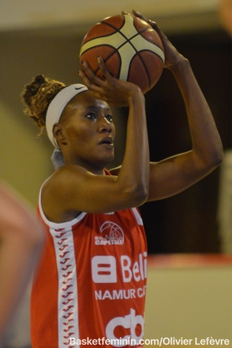 Eurocoupe_2015-2016_Astou TRAORE (Namur)_basketfeminin.com_Olivier LEFEVRE