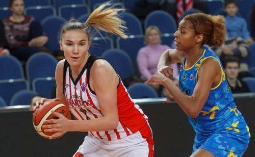 Eurocoupe_2015-2016_Maria VADEEVA (S. Moscou R.) vs. Piestanske Cajky_Youlia FEDOSSEEVA