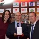 LFB : Frédéric DUSART élu Entraineur de l'Année 2015 par le Syndicat des Coaches de Basket