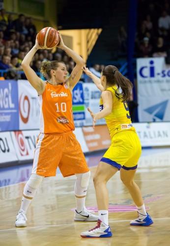 Jolene ANDERSON FIBA Europe