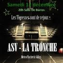 NF1 : Tous à De Barros pour le match Villeurbanne – La Tronche ce samedi !