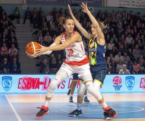 Stella KALTSIDOU FIBA EUROPE