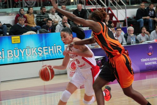 Zoi Dimitrakou FIBA EUROPE