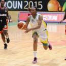 Géraldine ROBERT désignée Sportive Africaine de l'Année 2015 !