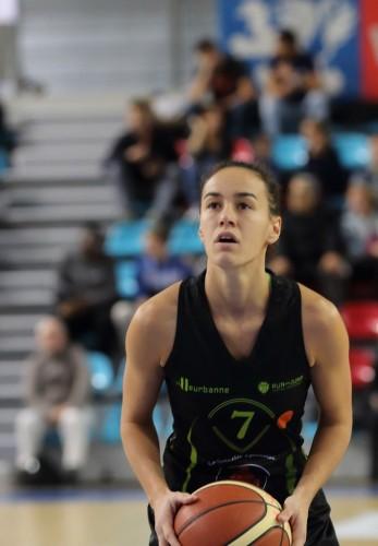 Alexandra THOS (Villeurbanne) - Basketfly