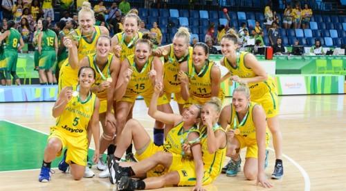 Australie vainqueur tournoi préparatoire Rio 2016