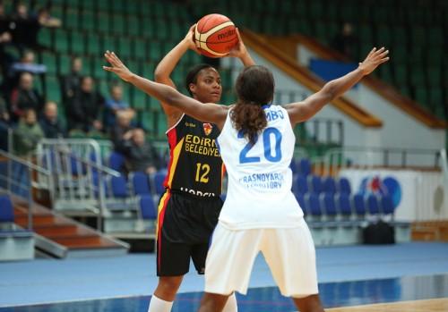 Ivory LATTA (Edirnespor) FIBA EUROPE