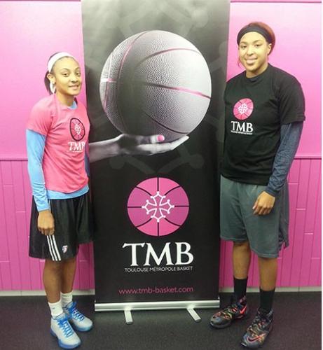 LFB_2015-2016_Tianna HAWKINS & Latifah COLEMAN (Toulouse)_tmb-basket.com