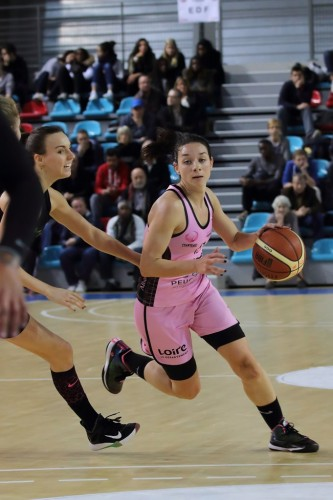 Leonore DUCHEZ (Roanne) - Basketfly