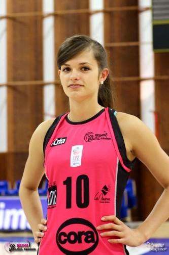 Ligue 2_2014-2015_Marine COTEREAU (Reims)_Reims Basket Féminin