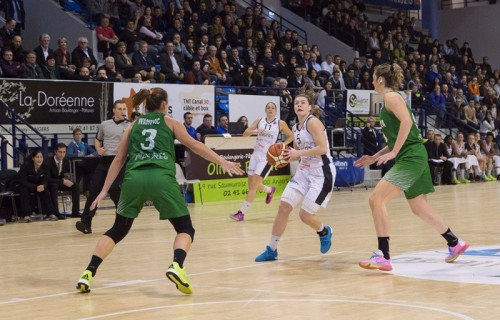 Marie-Eve PAGET FIBA Europe