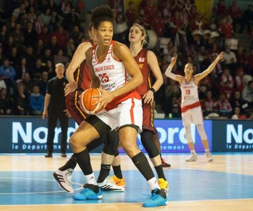 Marielle AMANT FIBA Europe