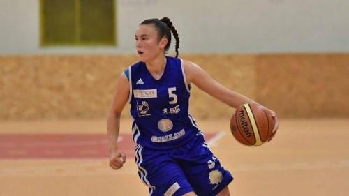 Sarah MARTINEAU (La Garnache) - Ouest France