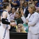 WNBA : Cheryl REEVE prolonge à Minnesota et aura une double casquette