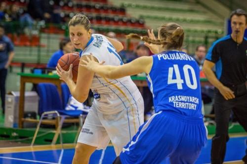 Yuliya ANDREYEVA FIBA Europe Xavier Lecointe