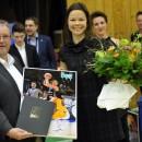 Anne BREITREINER (Allemagne) prend sa retraite internationale