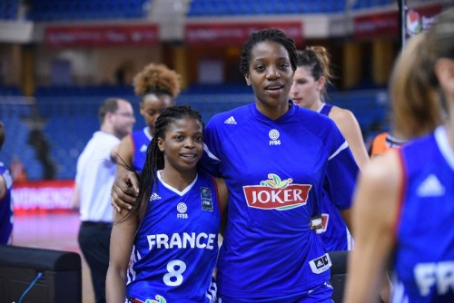 Olivia EPOUPA FIBA Europe