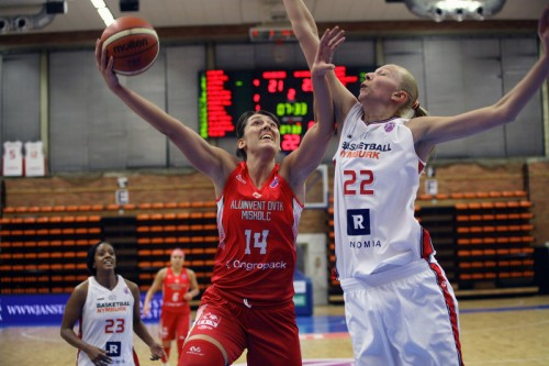 Tina Jovanovic FIBA Europe