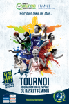 Affiche Tournoi de Qualification Olympique 2016