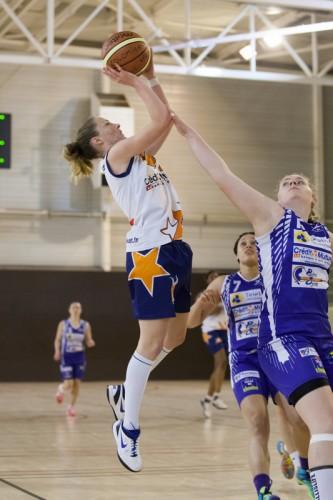 Carole LEBOUC (Colomiers) - Basket31