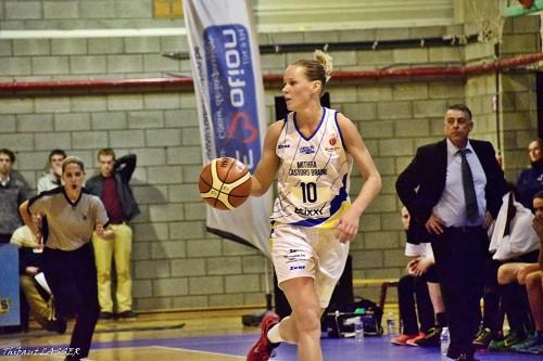 Euroligue_2015-2016_Merike ANDERSON (Braine) vs. Gérone_Thibaut LASSER