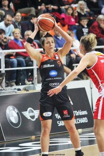 LFB_2015-2016_Céline DUMERC (Bourges) vs. Villeneuve d'Ascq_Guillaume LAVIGNIE