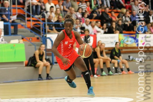 Leslie MAKOSSO (Lyon) - Women Sports Gallery