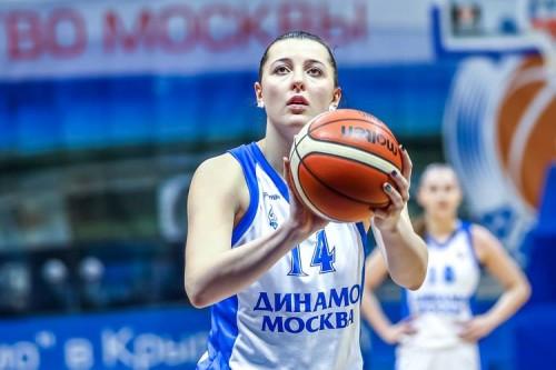 Russie_2015-2016_Ksenia TIKHONENKO (D. Moscou)_D. Moscou