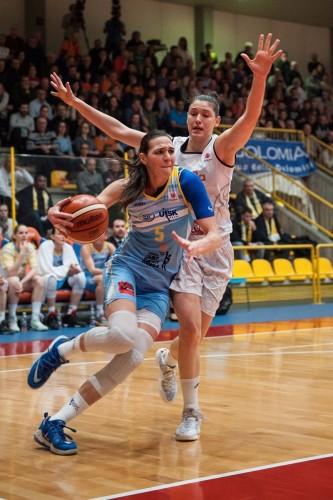 Sonja PETROVIC FIBA Europe Familia Schio