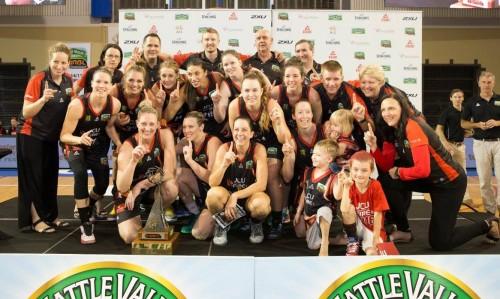 townsville champion d'Australie 2016