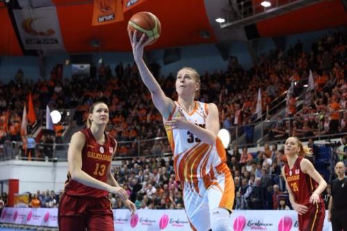 Emma MEESSEMAN FIBA Europe