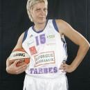 Ligue 2 : Polina TZEKOVA va reprendre du service à Tarbes !